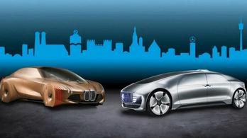 Felfüggeszti közös kutatását a BMW és a Mercedes