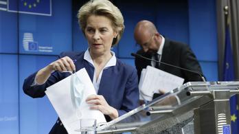 Von der Leyen: Hatalmas nézetkülönbségek voltak a tagállamok között