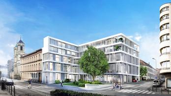 Megkegyelmeznek az irodaház tervezői a Margit körúti platánnak