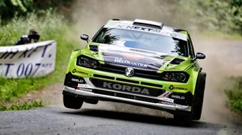 Rally3 első futam 2020, Kisvaszar