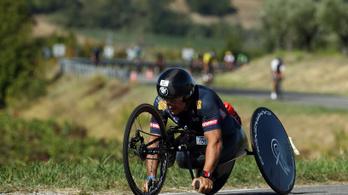 Teherautóval ütközött, súlyosan megsérült a négyszeres paralimpiai bajnok Alex Zanardi
