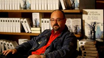 Meghalt Carlos Ruiz Zafón spanyol író