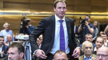 MOB: Kulcsár maradt az elnök, Deutsch a téli sportokért felelhet