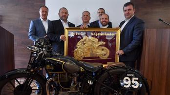 Hajdúnánáson, 65 milliárdból épül a magyar MotoGP-pálya