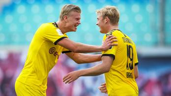A Dortmund klubrekorddal vitte el az ezüstöt Gulácsiék elől