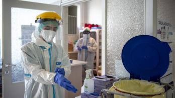 Néggyel nőtt az aktív esetek száma, de nincs újabb halálos áldozata a koronavírusnak