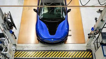 Legyártották az utolsó BMW i8-at