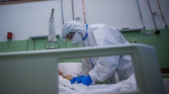 Meghalt két idős beteg, 8 újabb fertőzöttet regisztráltak