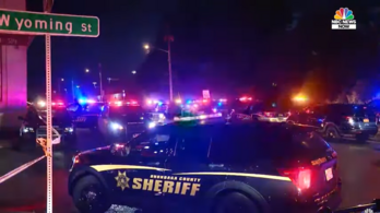 Kilenc embert sebesített meg egy lövöldöző Syracuse-ban