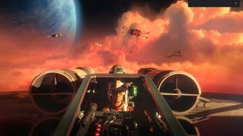 Mikrotranzakciók nélkül érkezik a Star Wars: Squadron