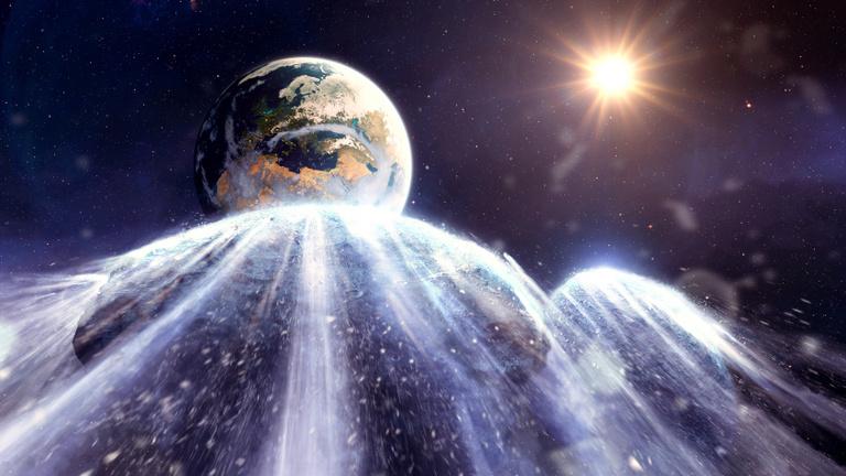 Kisebb kövekhez kötöznék az aszteroidákat a tudósok