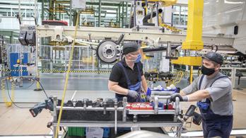 Tizedével zuhanhat a német GDP a második negyedévben