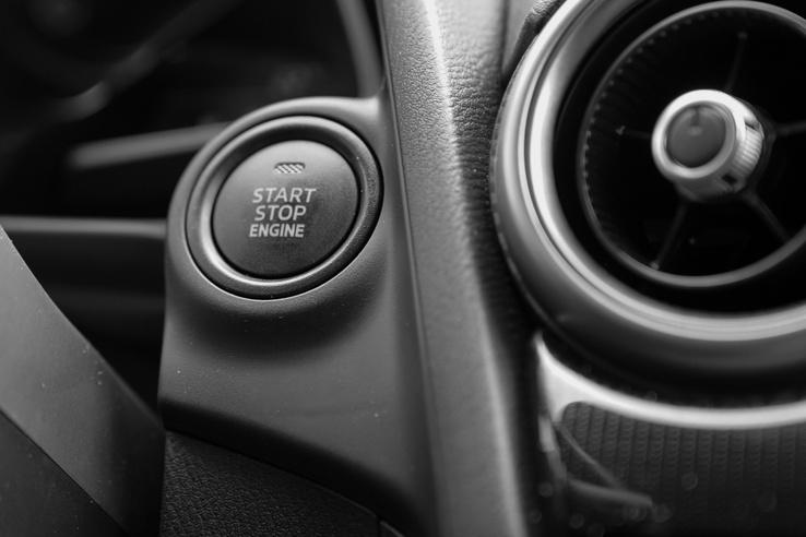 A Mazda start-stop rendszere verhetetlen