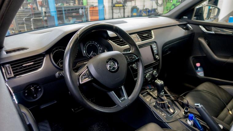 Octavia RS TDI: sportmodell, töredékáron. Vennéd?