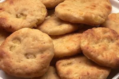 Félórás, kelesztés nélküli krumplis pogácsa – Extra puha a tésztája
