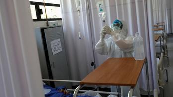 WHO: Rekordot döntött az új koronavírus-fertőzések száma