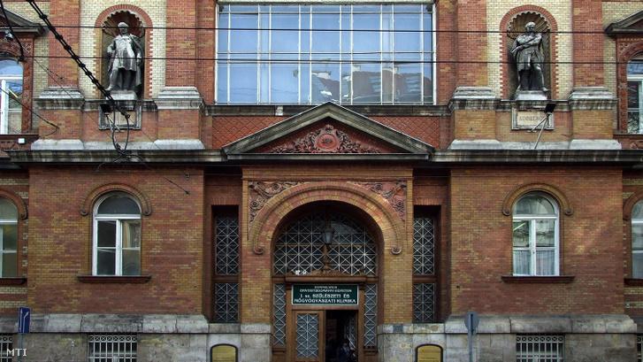 A Semmelweis Egyetem Általános Orvostudományi Kar I. számú Szülészeti és Nőgyógyászati Klinikájának épülete