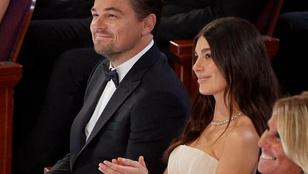 Leonardo DiCaprio Nina Dobrevvel és új pasijával ünnepelte barátnője születésnapját egy jachton