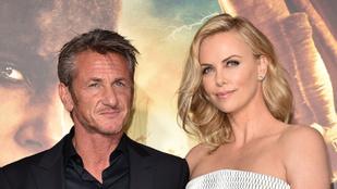 Charlize Theron sosem akart férjhez menni, hát még Sean Pennhez!