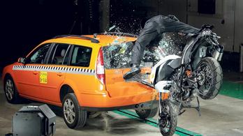 Felezheti a mentők reakcióidejét a Bosch motorosoknak szánt segélyhívója