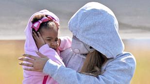 Ilyen se történt ezer éve: Beyoncé megmutatta a gyerekeit