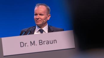 Le is tartóztatták az egyik legnagyobb német cég főnökét