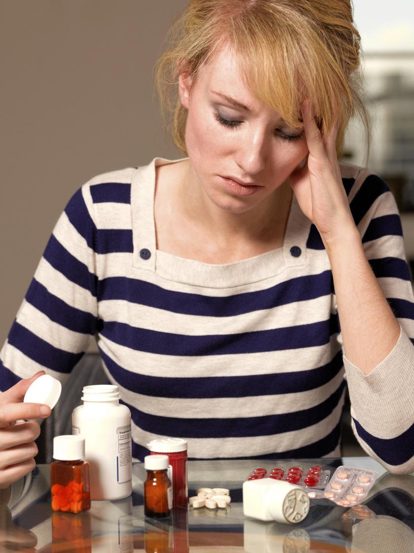 fejfájás gyógyszerek