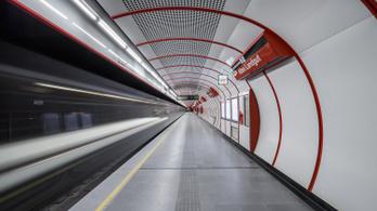 Újrahasznosított fékenergiával világítják ki a bécsi metró állomásait