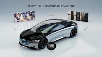 Az Nvidia a Mercedes új partnere