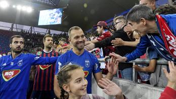 Juhász Roland 20 éves pályafutása győztes góllal ér véget