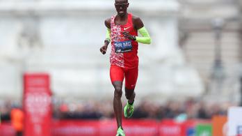 A 21,285 km-es egyórás világrekordot akarja megdönteni Mo Farah