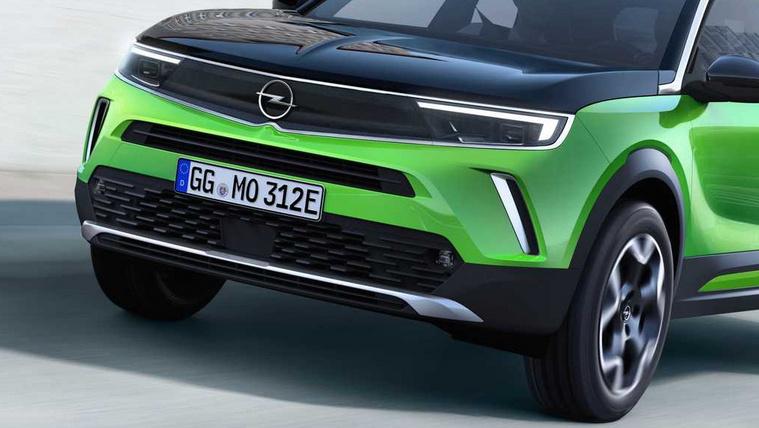 Villanymotorral mutatják be az új Opel Mokkát