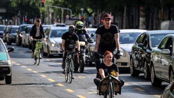 Fix kilométerdíjjal és vállalati kerékpárral népszerűsítenék a biciklizést Magyarországon