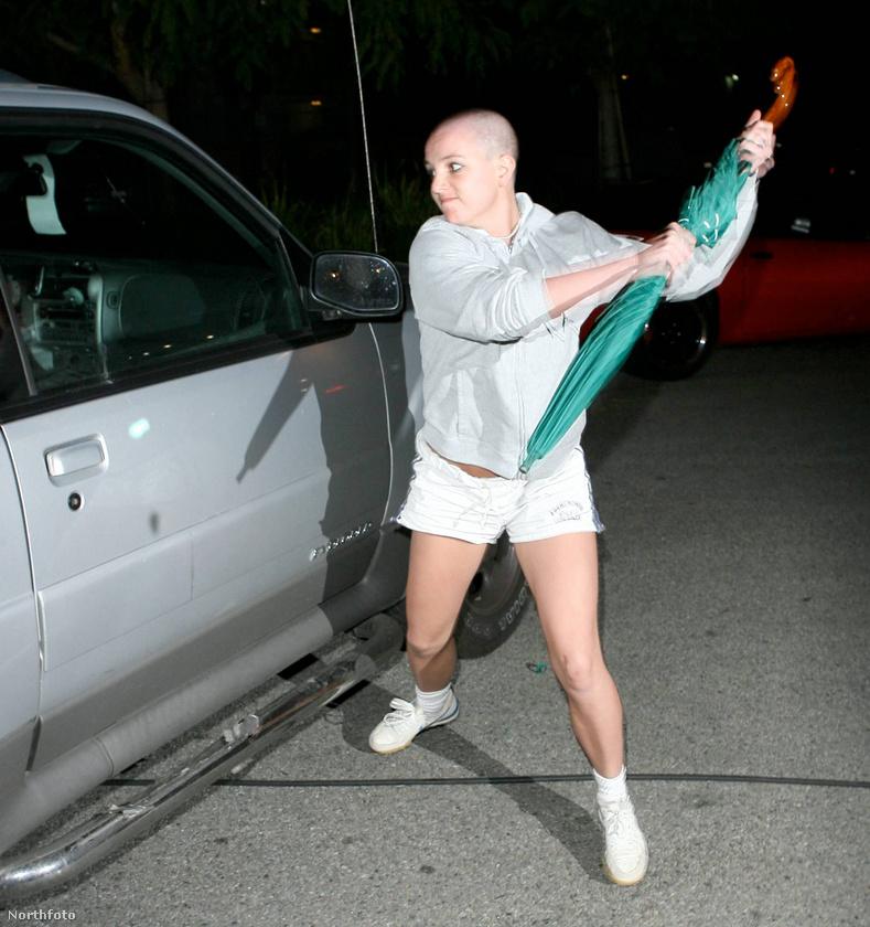 A fene tudja, hogy Britney Spears 2007-es ámokfutása jelent-e valamit, illetve hogy volt-e bármi maradandó hatása a világra azon kívül, hogy ezt a ronda szürke autót megkaristolta az esernyő