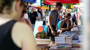 Szeptemberben tartják meg az Ünnepi Könyvhetet