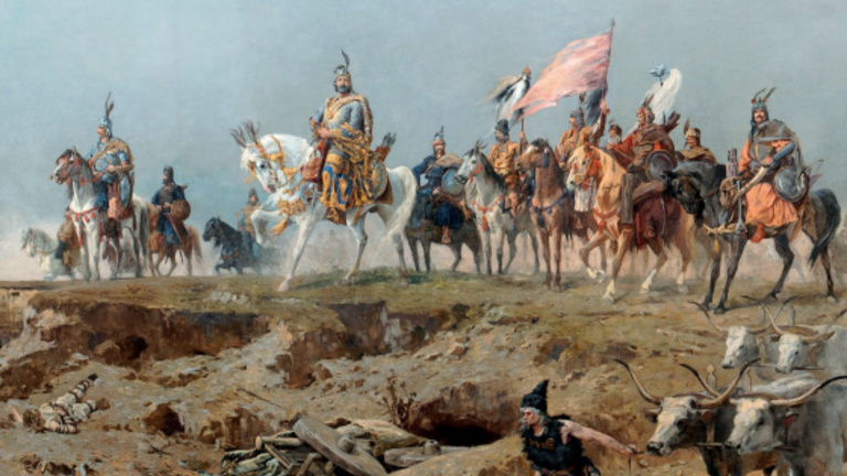 Őstörténeti legendákat tettek a történelemtankönyvekbe