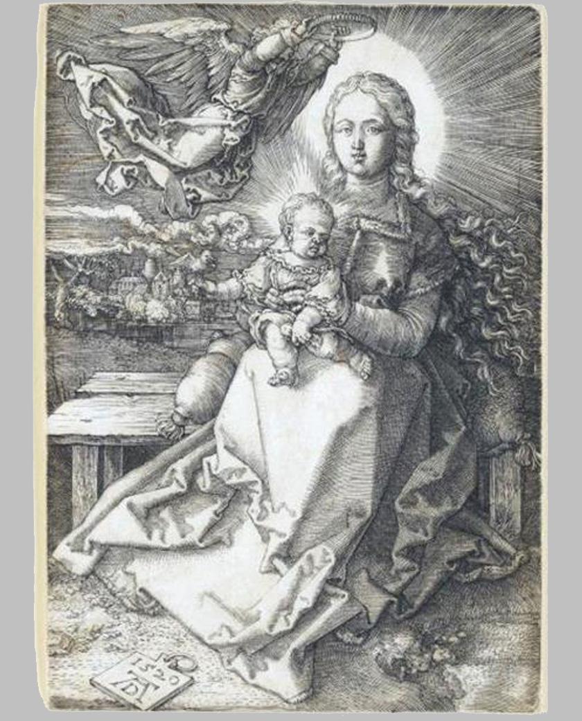 Az 1520-as, Szűz Máriát ábrázoló Dürer-képet egy franciaországi, sarrebourg-i bolhapiacon vásárolták meg pár euróért. Bár a férfi gyűjtőként azonnal sejtette művészeti értékét, arról fogalma sem volt, hogy egy hetven éve keresett, a II. világháború idején elveszett alkotást tart a kezében. Amikor később megfordította, hátulján észrevette a stuttgarti múzeum bélyegzőjét. Úgy döntött, személyesen viszi vissza az intézménynek.