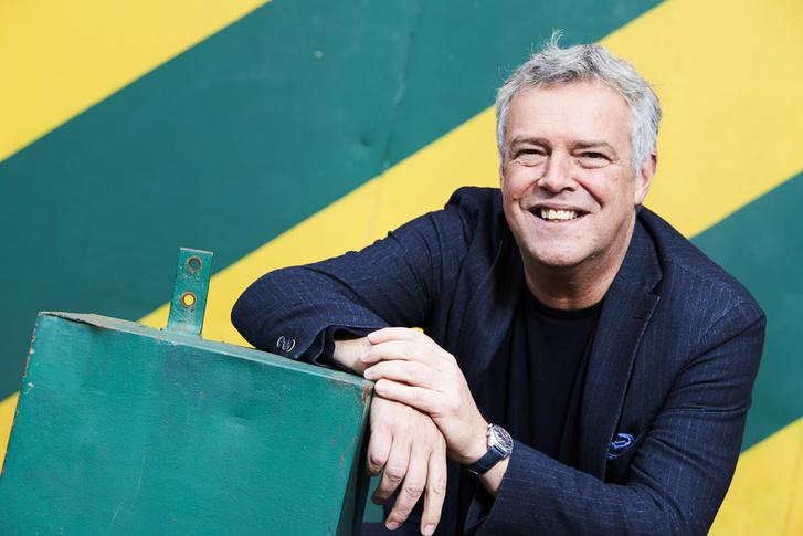 Alain Visser, az ügyvezető