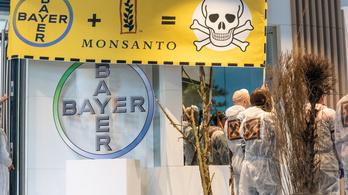 Győztek a Bayert a gyomirtó miatt perelő amerikaiak: 10,9 milliárd dolláros kártérítést kapnak