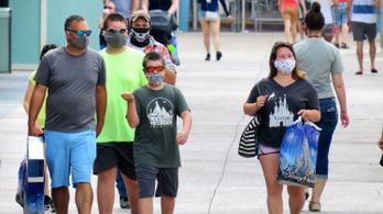 Erősödött a járvány az Egyesült Államokban