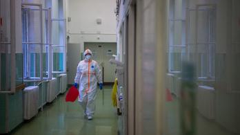 Meghalt egy 39 éves beteg, 9 főnél regisztrálták a fertőzést