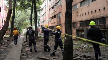 Tízre nőtt a dél-mexikói földrengés halálos áldozatainak a száma