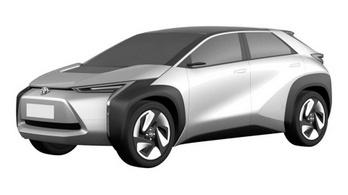 Ilyenek lesznek a Toyota villanyautói