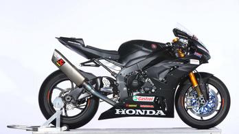 A brit bajnokságban is elindítják a Honda CBR1000RR-R-t