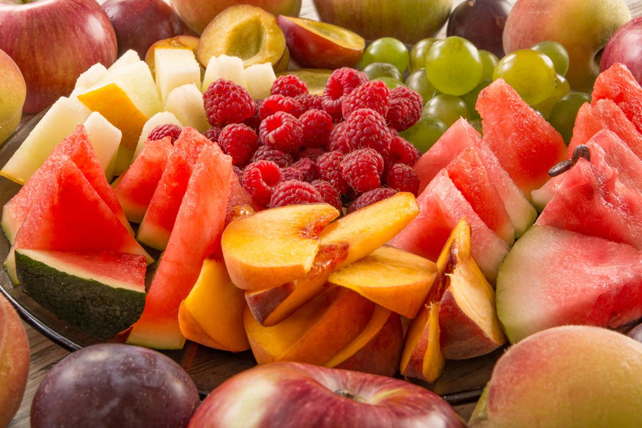 cukorbetegség-gyümölcs