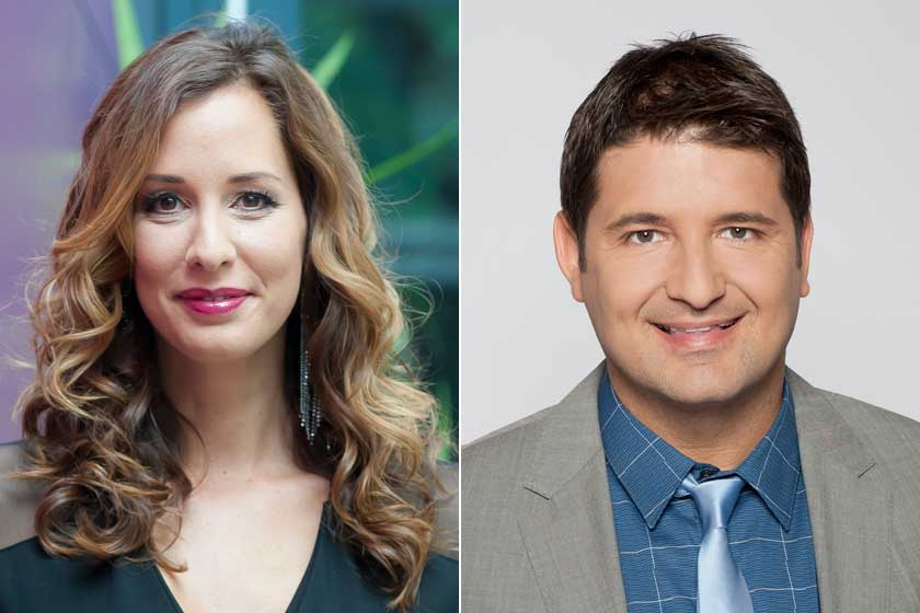 Demcsák után két másik egykori TV2-s is Hajdú Péter csatornájához szerződött