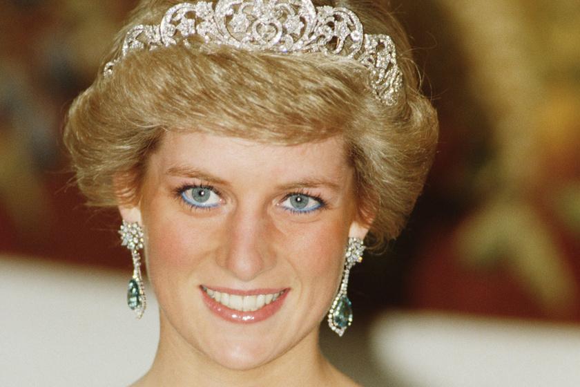 Felismered Diana hercegnőt hosszú, szőke hajjal? Itt még csak álmodozott arról, hogy korona kerül a fejére