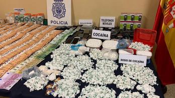 A járvány miatt világszerte egyre több a drogkereskedő, és nőtt a kábítószer fogyasztók száma is