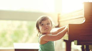 Korai zenei nevelés: akkor is fejleszt, ha nincs hozzá érzéke a gyereknek
