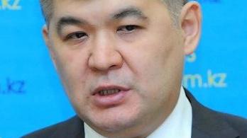 Koronavírus megbetegedésére hivatkozva lemondott a kazah egészségügyi miniszter